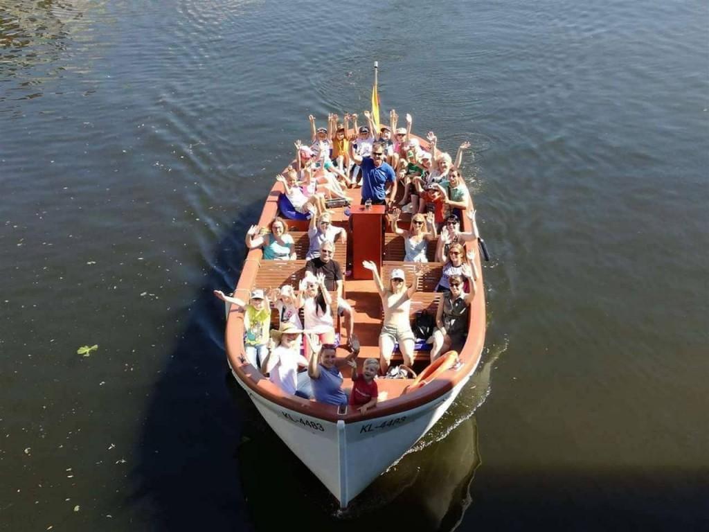 Laivas Lapė